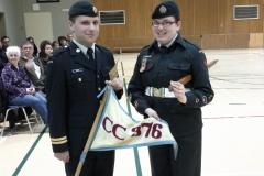Parade de graduation 2012