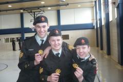 Examen National de Certification Étoile 2010