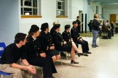 Parade du commandant