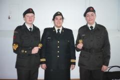Examen National de Certification Étoile 2011