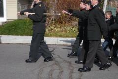 Parade du souvenir 2010