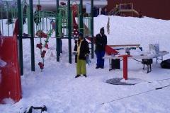 Boischatel en neige