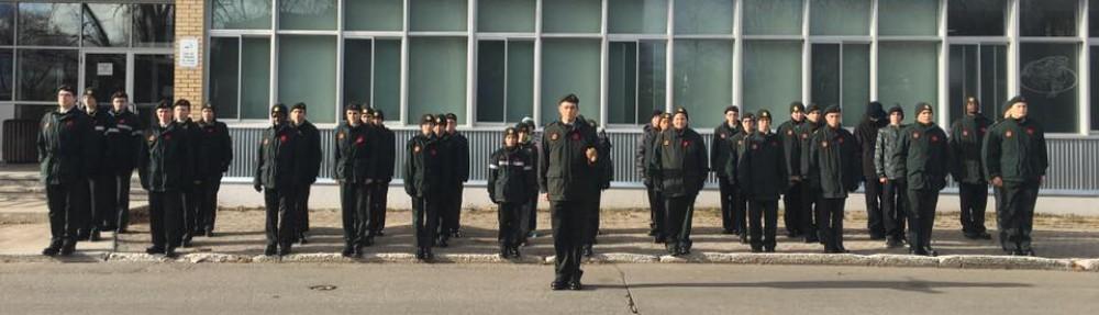 Corps de cadets 376